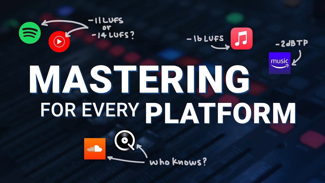 Should You Master at Different Levels for Each Streaming Platform?