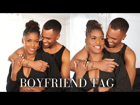 BOYFRIEND TAG 🇫🇷 (Notre 1ère vidéo) | GARY & ASHLEY