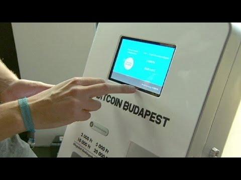 """Alles fängt mal klein an"" - erster Bitcoin-Geldautomat Ungarns in Budapest - corporate"