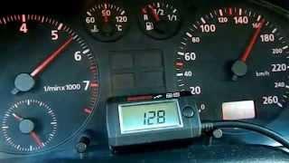 audi a4 quattro 340hp acceleration 1 8t 20v soft start 0 100 5 5sek