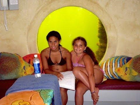 Jules Underwater Hotel Key Largo Florida inside.