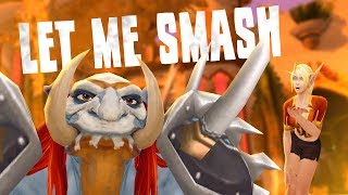 How much damage can a Troll cause? | WoW Roleplay
