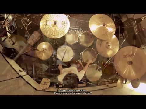 [ X Japan - Silent Jealousy ] (Sub ENG/ITA) - Drum Cover by Tamu Murata (むらたたむ)