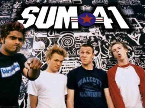 Sum 41-Reign in Pain