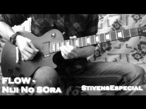 FLOW - Niji no Sora (ending version cover)