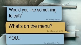 scary text message stories: KILLER RESTAURANT