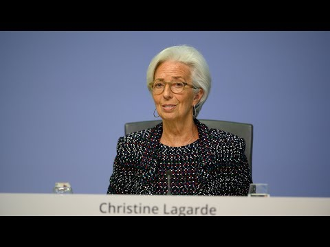 ECB Governing Council Press Conference - 30 April 2020