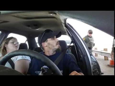 Attitude to Border Patrol - Fame by Cop Fail!