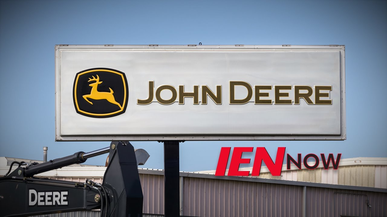 United Auto Workers on strike at John Deere for first time in 35 years ...
