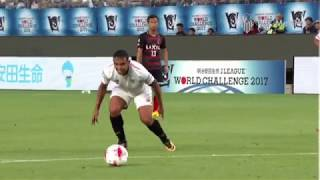 Resumen Kashima Antlers 2-0 Sevilla FC