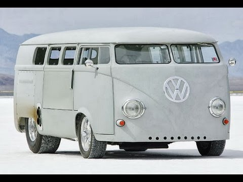 VW Bus 1962 Type-2 Microbus. 600 л.с.