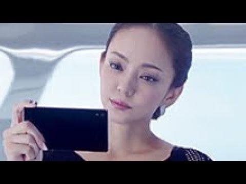 安室奈美恵 CM Hulu 「Planet 2017秋」篇