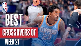 Best Crossovers and Handles From Week 21 of the NBA Season (CP3, AD, Kemba and More!)