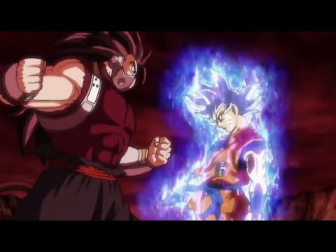 Dragon Ball Heroes Capitulo 6 (COMPLETO) Goku Ultra Instinto Vs Kamba (Full HD)