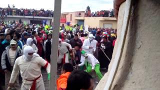Carnaval Tenancingo Tlax 2015 Toreros Martes