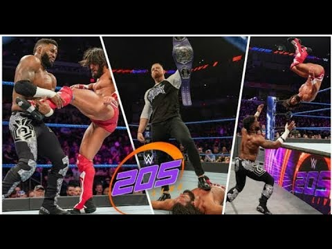 Download WWE 205 Live 19th March 2019 Highlights HD  WWE 205 Live Highlights