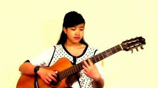 Thằng Cuội (Tôi thấy hoa vàng trên cỏ xanh OST) - Bé Mẫn - Guitar Solo