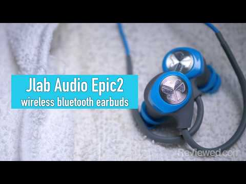 JLab Epic2 Bluetooth Earbuds Review