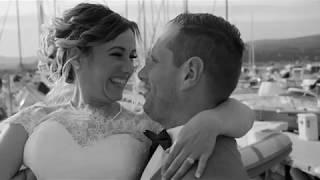 Un superbe mariage à Marseille : Aurelie et Nicolas