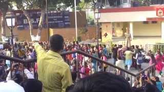Wagah Border Ceremony - Yeh Desh Hai Veer Jawano Ka Song