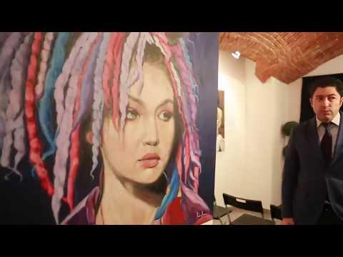 Milano Art Galllery - Salvo Nugnes per l'Arte delle donne