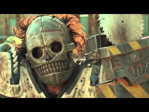 TURBO KID Video Review - Sundance 2015