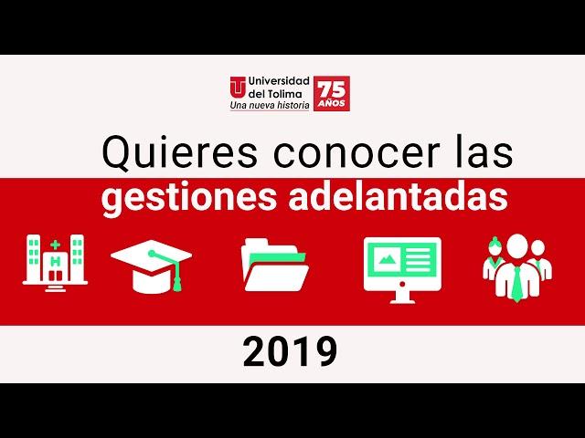 #LaUTCuenta | Rendición de Cuentas 2019