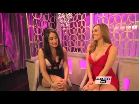 Behind The Scenes with Tanya Tate