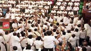 పళనికి ఓటేసిన మంత్రికి శ్రద్ధాంజలి! | Tamil Nadu Public Against to Nilofer kafeel | YOYO TV Channel