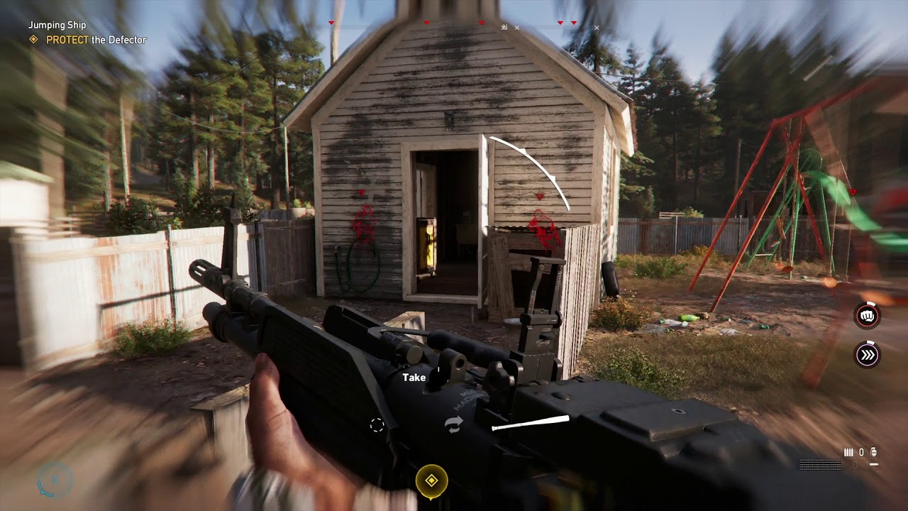 Far Cry 5 - Jumping Ship: Secure Silver Lake Trailer Park Meet ... Silver Lake Mobile Home Park on silver retirement, silver rvs, silver furniture, silver tin roofing,