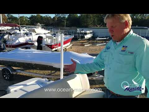 Triton 260 LTS Pro - 2018 - Ocean Marine Group - Presented by Rob Pond