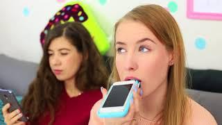 DIY Edible Phone Cases - DIY! Edible Pranks | Troom Troom