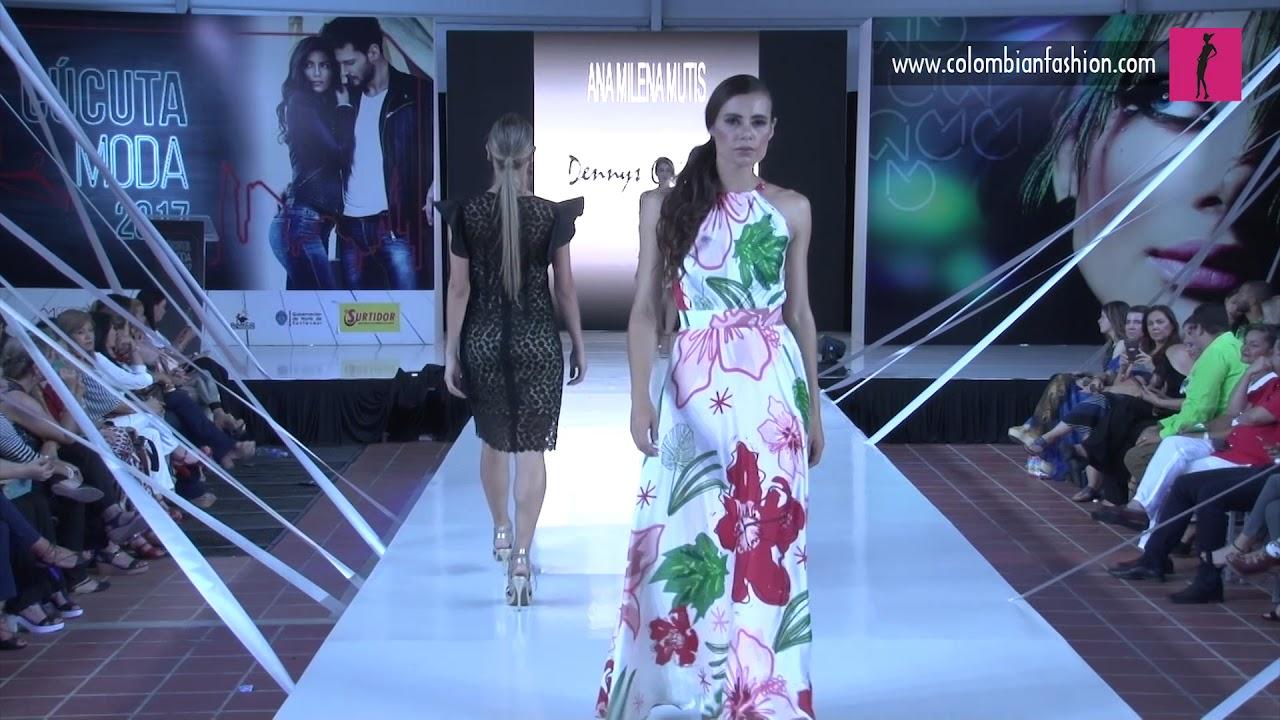 Pasarela Dennys Caicedo - Cúcuta Fashion Week 2017