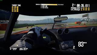 Need For Speed Shift 2 Unleashed Race 85 Hot Lap Gauntlet 1