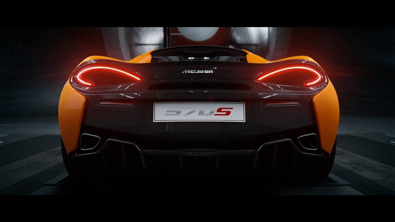 The Mclaren 570s Blackswanmoments Youtube