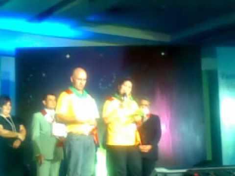 Forever Living Paraguay Noche de Exitos. Sheraton Asuncion Hotel