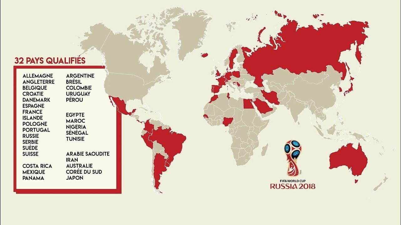 Le tirage de la coupe du monde de football la france est prot g e youtube - Tirage des 32 cartes en coupe ...