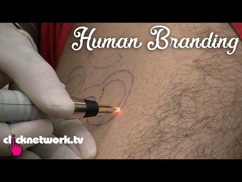 Human Branding - Skin Art: EP1