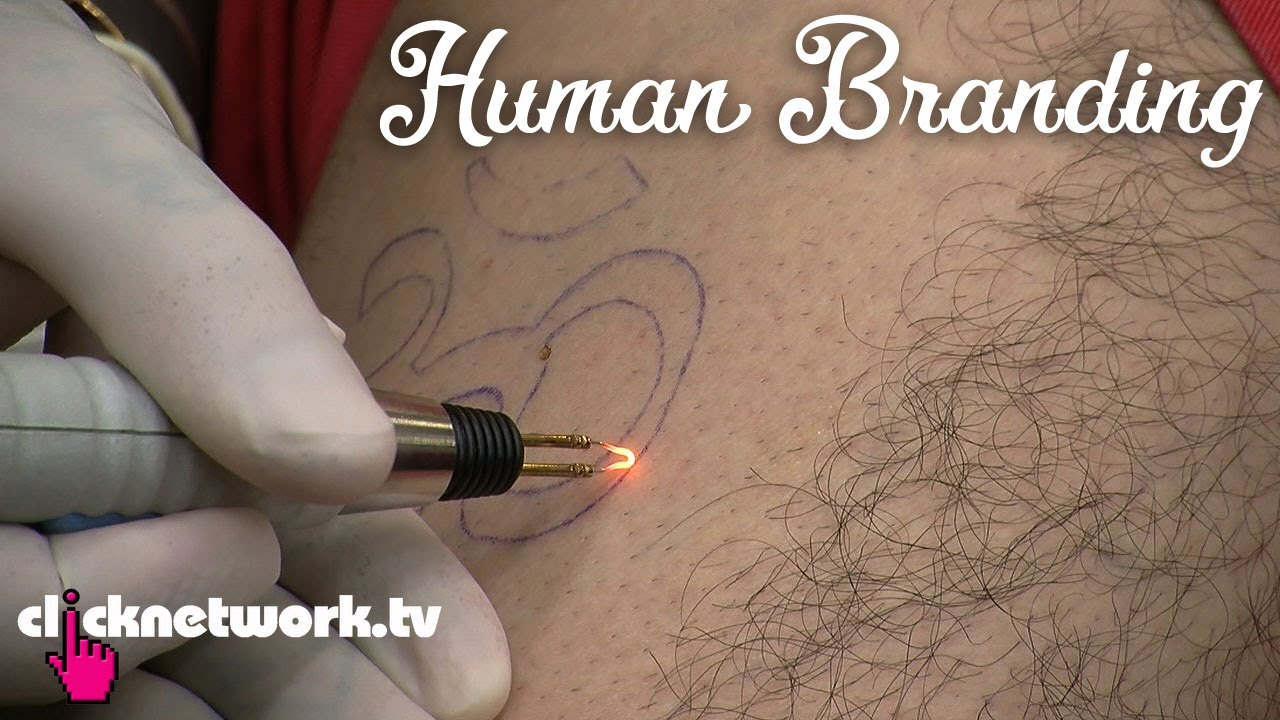Human Branding Skin Art Ep1 Youtube