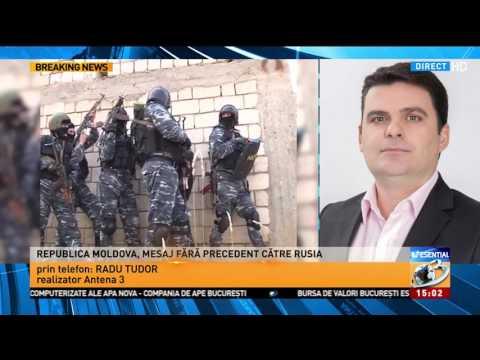 Republica Moldova, mesaj fără precedent pentru Rusia