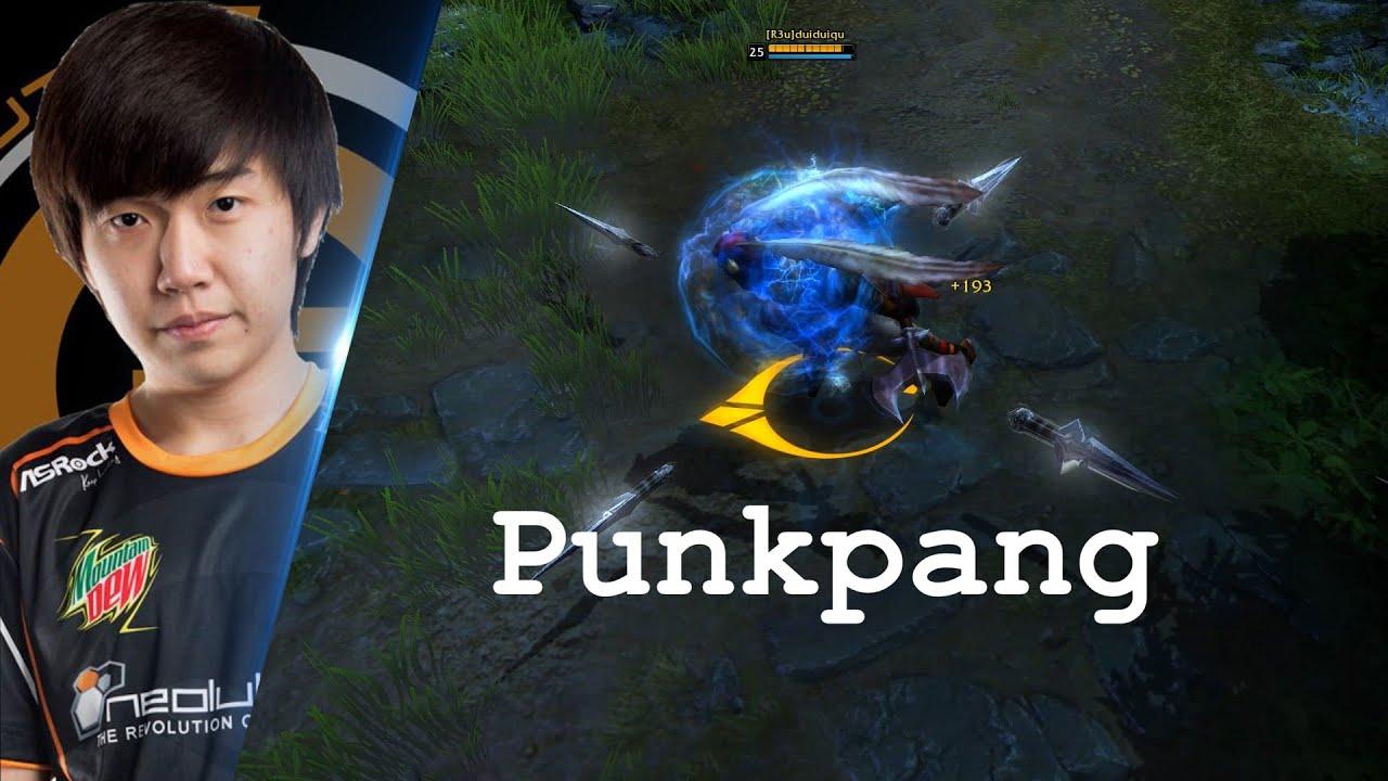 PunkPang Playing HoN 2020?