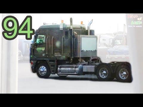 Calgary und zurück nach Hause - Truck TV Amerika #94
