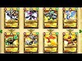 All Golden Foil Cards Unlocked! | Skylanders Battlecast