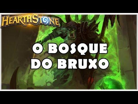 HEARTHSTONE - O BOSQUE DO BRUXO! (STANDARD CUBE WARLOCK)
