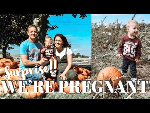PREGNANCY ANNOUNCEMENT! | Pregnancy Test, Telling My Husband, and Early Signs & Symptoms
