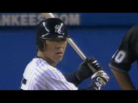 2004 ALCS Gm1: Matsui's five RBIs