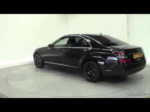 2007 mercedes s-class s320 cdi - youtube