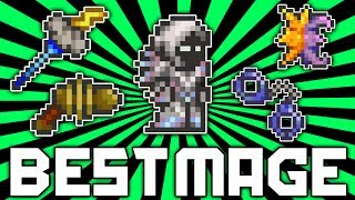 Terraria: BEST Mage Loadout! (Pumpkin Moon Event SOLO | Character Download) @demizegg