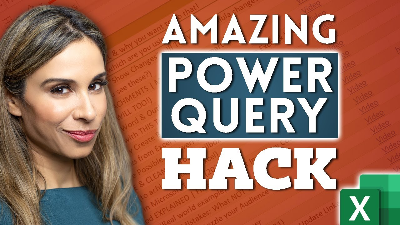 Get a Free Library as you Learn Excel Power Query Tricks