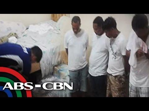 TV Patrol: Barangay chairman, 3 iba pa arestado sa buy-bust ops